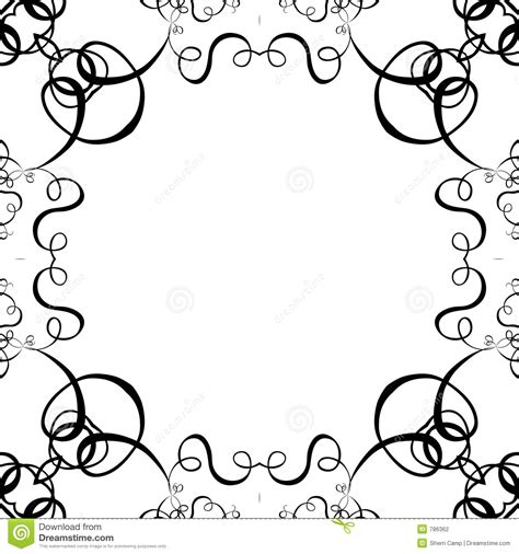 Bingkai Frame Around The World Poster black scroll frame clip clipart panda free clipart