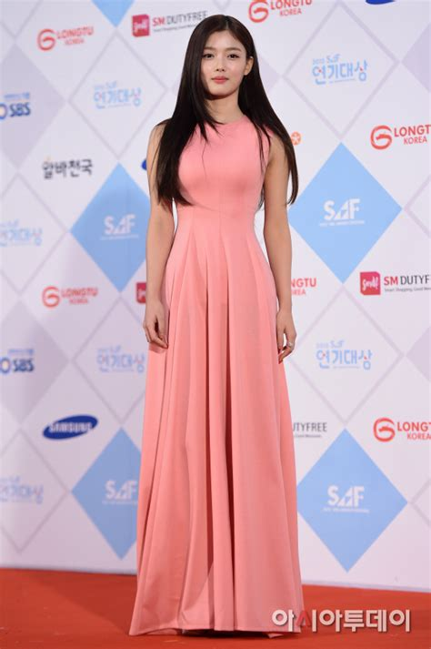 yoo ah in red carpet photos 2015 sbs drama awards red carpet actresses