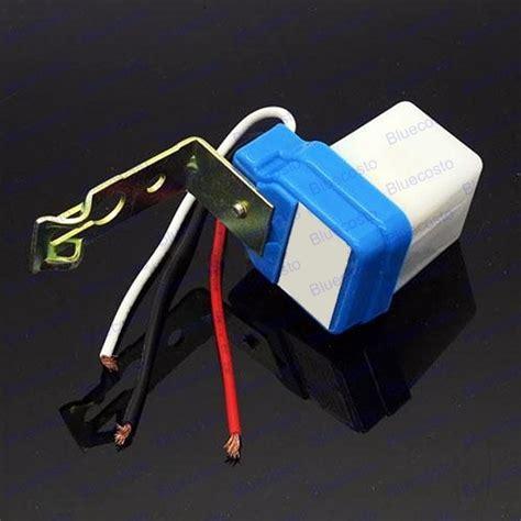 New Outdoor Light Sensor Control Street L Switch Auto Outdoor Light Sensor Switch