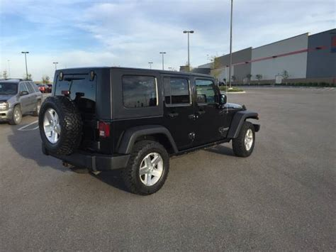 Jeep Rubicon For Sale Mn 2007 Jeep Wrangler Unlimited Rubicon For Sale In Isle