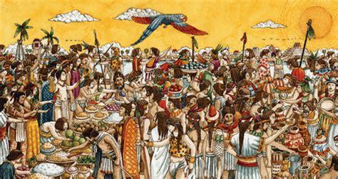 imagenes economia azteca mayas aztecas e incas mesoam 233 rica tradici 243 n cultural