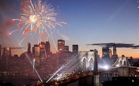 new year fireworks in nyc 6 places to new year s fireworks to ring in 2018