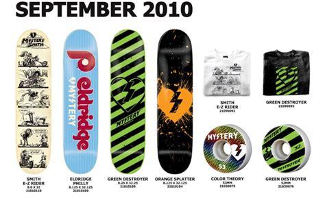 Mystery Skate Tees mystery 2010秋季新品 heroskate 滑板中文第一站