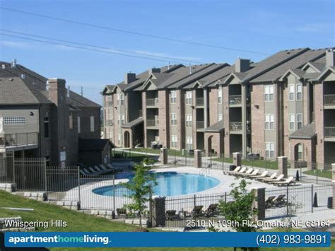 2 bedroom apartments in omaha ne whispering hills apartments omaha ne apartments