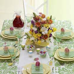Home Table Decorations by Easter Crafts Table Decorations Allyou Com