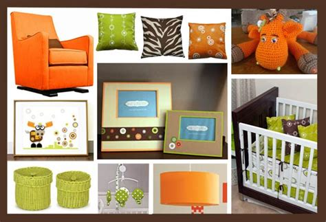 lime green nursery decor hatch boutique orange lime green brown nursery decor