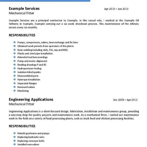 Valve Repair Cover Letter by Valve Repair Sle Resume Receipt Form Word Technical Writing Resume Sles