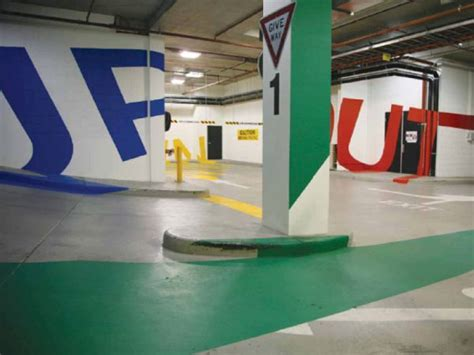 deco car park 11 stunning parking garage designs with a contemporary flair