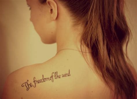 freedom tattoo freedom quotes quotesgram