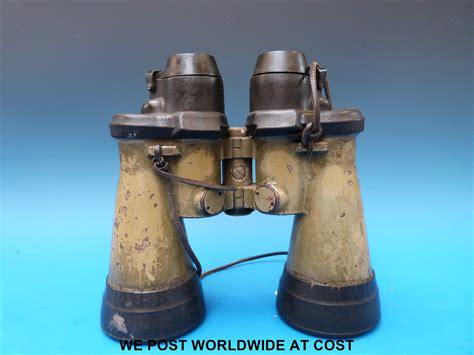 u boat binoculars zeiss a pair of german ww2 u boat binoculars by carl zeiss 7x50