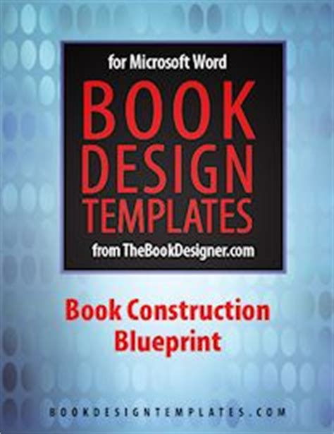 Book Design Templates Book Layout And Design Templates For Microsoft Word Word Templates To Self Help Book Template