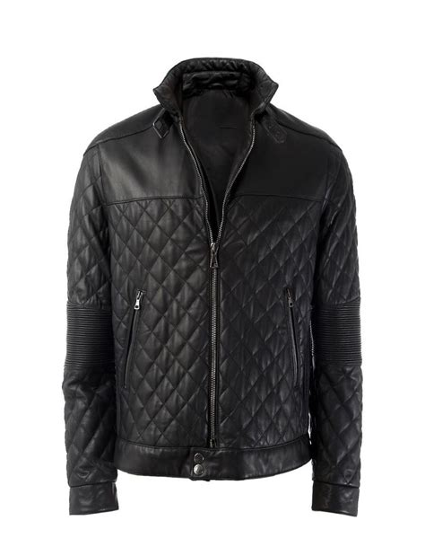 Quilted Leather Jackets by Quilted Leather Jackets Jackets