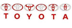 Toyota Meaning Meaning Of Toyota Logo And Secret Of It Revealed