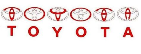Toyota Symbol Meaning Meaning Of Toyota Logo And Secret Of It Revealed