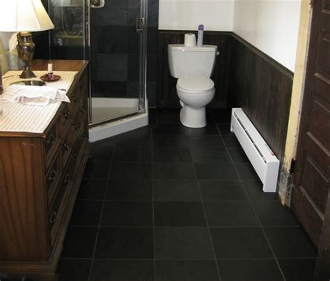 slate tile bathroom shower design ideas home trendy slate bathroom floor options and cleaning tips flooring