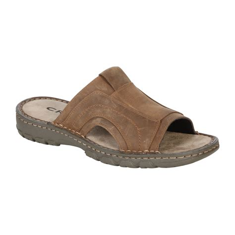 sears mens sandals river blues mens rally brown clothing shoes
