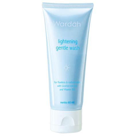 Wardah Krim Malam Dan Pagi beautifull wardah lightening series untuk mencerahkan kulit