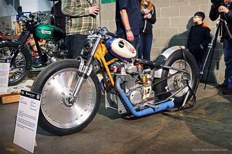 garage brewed moto show 2017 spark garage