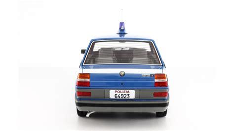 volante alfa romeo giulietta alfa romeo giulietta polizia squadra volante 1 18 1 350p