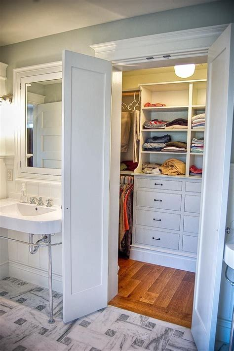 small bathroom closet ideas 19 best master bath closet combo images on pinterest