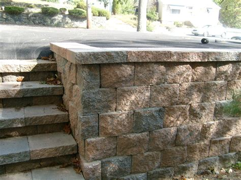retaining walls blocks photo gallery plaine block