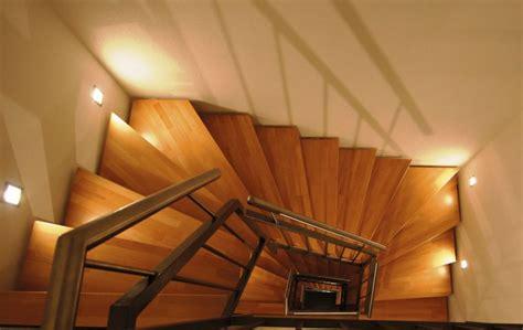 ideen für wohnung design treppe beleuchtung