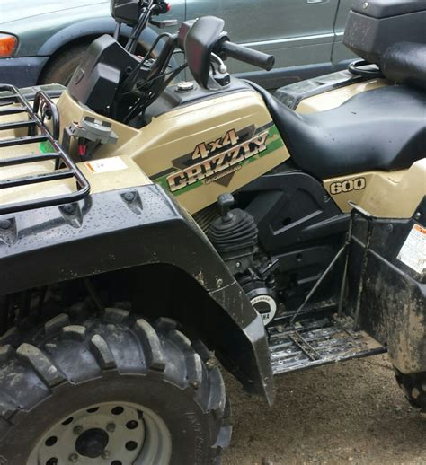 58 service manual 2000 grizzly 600 yamaha grizzly