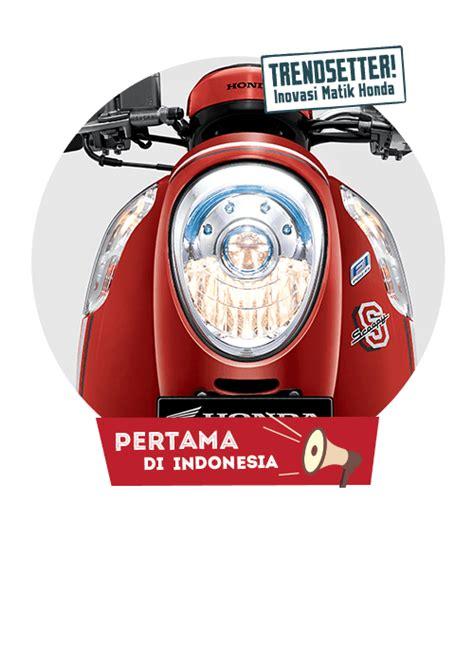 Lu Projector Honda Scoopy honda scoopy esp bintang motor