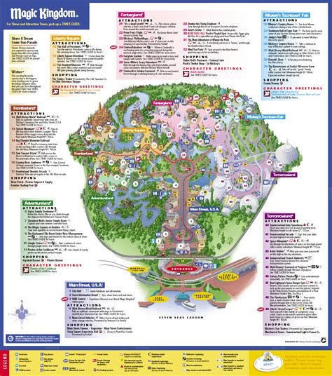 disney world magic kingdom map disneyworld maps 2015 new calendar template site