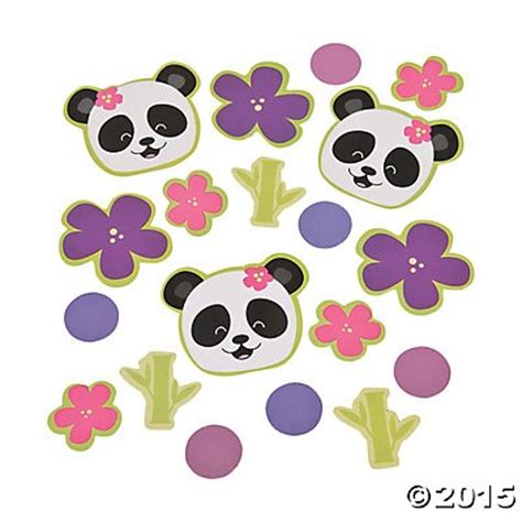 Panda Decorations by Panda Birthday Supplies Supplies Canada Open A