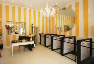 grooming salon spaces