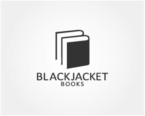 design logo book blackjacket books designed by chiz brandcrowd