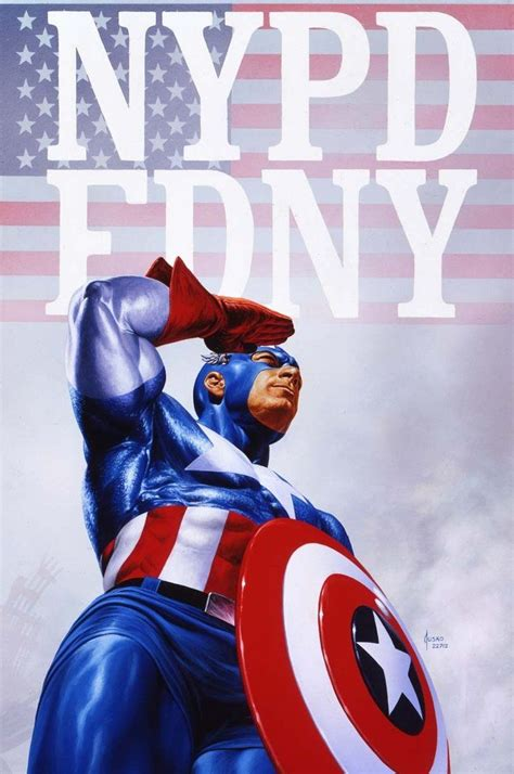 Americas Classiest by Captain America 9 11 September 11 Fdny Nypd True Heroism