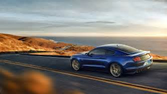 Ford Mustang 2018 2018 Ford Mustang Gt Wallpapers Hd Images Wsupercars