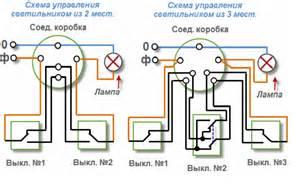 как на схеме обозначаются выключатели и розетки на схеме