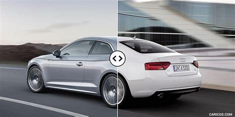 Audi A5 B9 by Audi A5 B9 Vs Audi A5 B8 5