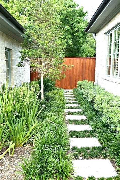 side yard ideas design side yard landscape ideas landscaping narrow side yard