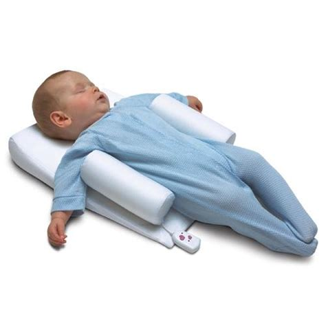 Baby Crib Wedge Sleep Positioner by Basic Comfort 91020a Resting Up Infant Sleep Positioner