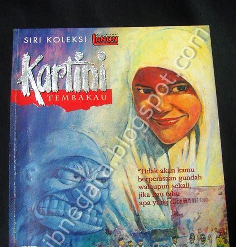 Komik Asal Usul Vision arkib negara x koleksi kartini 1998