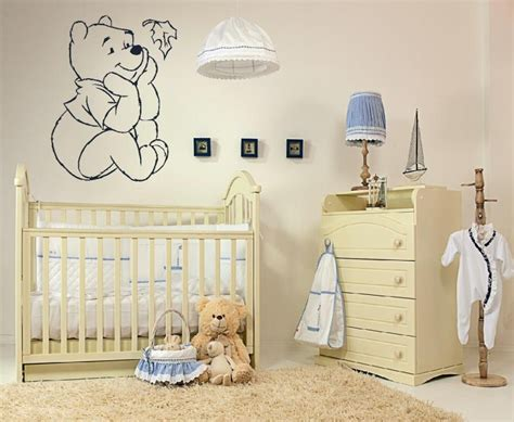 classic winnie the pooh wall stickers for nursery winnie the pooh