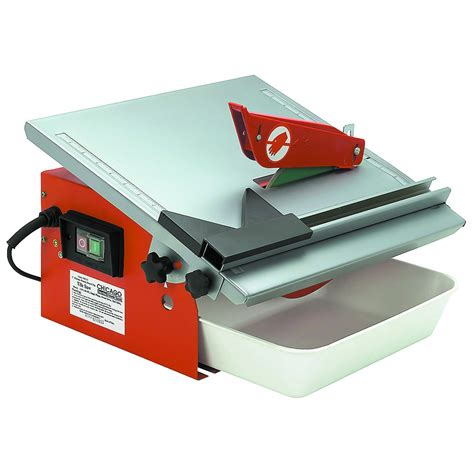 bench tile saw 7 quot portable wet cutting tile saw