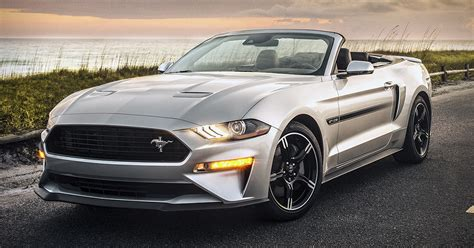 2019 ford mustang 2019 ford mustang gt california special hiconsumption