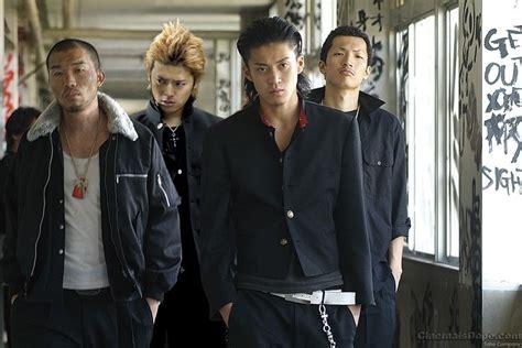 film gangster japan crows zero japanese dramas films pinterest dating