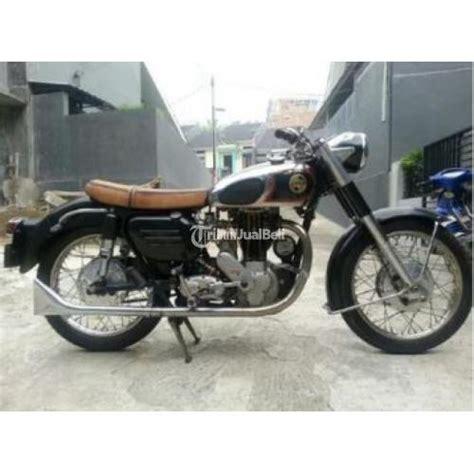 motor antik norton es2 1956 500cc paper second sehat