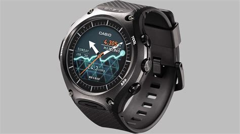 Rugged Smartwatch by Casio Android Wear Rugged Smartwatch To Launch In April