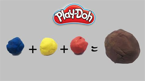 what colors make grey mixing brown color playdoh how to mix playdough colors