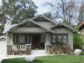 Craftsman Bungalow House L A Places Bungalow Heaven