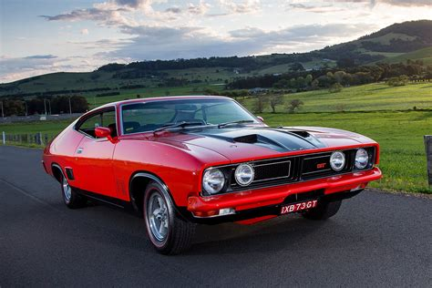 1973 Xb Gt Ford Falcon Coupe by 540hp 1973 Ford Falcon Xb Gt Hardtop