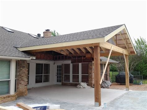 how to build a patio cover intended for provide home