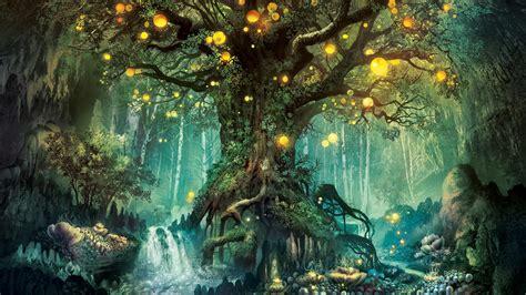 imagenes bonitas bosque de fantasias fondos de pantalla 2560x1440 mundo fant 225 stico bosques